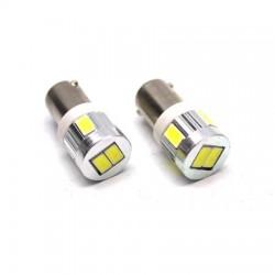 LED BA9S 6 SMD 5630 canbus