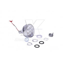 Aozoom A LED A6 Lente Per Fasci Alti-Bassi