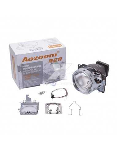 Aozoom coppia Lenticolari Auto Bi-Xenon 3.0 pollici Q5 D1S D3S 3