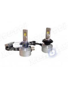 AOZOOM KIT LAMPADE LED A6 8000 LUMEN H7 5500/6000k