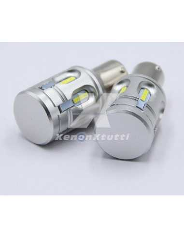 LED p21w BA15s led 1156 CANBUS Nessun hyper flash 24SMD CSP 2020 25.2W 2.1A 1500LM