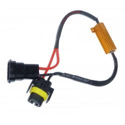 Resistenza 50W per Lampada LED H11 HB3 HB4 H8 H9 H10 ideale per Cree LED