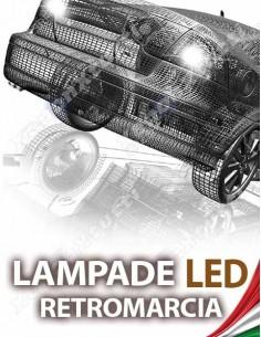 LAMPADE LED RETROMARCIA per PEUGEOT 206 specifico serie TOP CANBUS