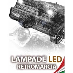 LAMPADE LED RETROMARCIA per SKODA Yeti specifico serie TOP CANBUS