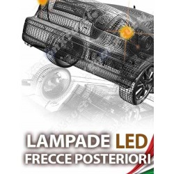 LAMPADE LED FRECCIA POSTERIORE per SMART Fortwo II specifico serie TOP CANBUS