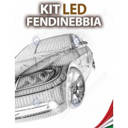 KIT FULL LED FENDINEBBIA per SMART Fortwo III specifico serie TOP CANBUS