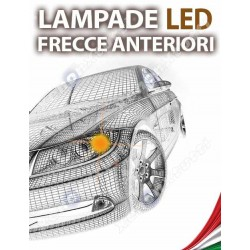 LAMPADE LED FRECCIA ANTERIORE per SMART Fortwo III specifico serie TOP CANBUS