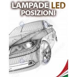 LAMPADE LED LUCI POSIZIONE per SMART Roadster Coupe specifico serie TOP CANBUS