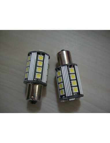 Coppia lampade 1156/BA15S P21W