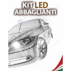 KIT FULL LED ABBAGLIANTI per SSANGYONG Rexton specifico serie TOP CANBUS