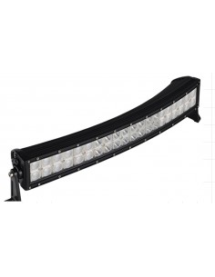 CURVE LED WORKING LIGHT 120W 9/32V PROFONDITA O DIFFUSO