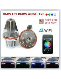 ANGEL EYES RGB WI-FI LAMPADE LED BMW 10 W E39 E53 E60 E61 E63 E64 E65 E66 X3