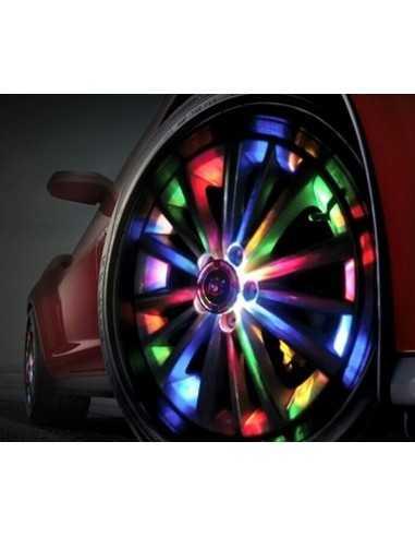 LED DA RUOTA RGB SOLARE TUNING LED