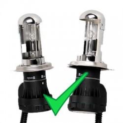 COPPIA DI LAMPADE H4-3 BIXENON MOUVING