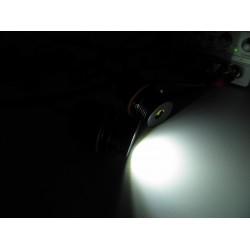 ANGEL EYES LAMPADA LED BMW 32W E39 E53 E60 E61 E63 E64 E65 E66 X3 DOPO 08