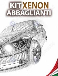 KIT XENON ABBAGLIANTI per PEUGEOT 206 specifico serie TOP CANBUS