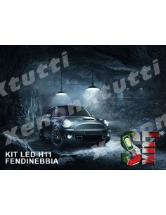 KIT FULL LED FENDINEBBIA per MINI Countryman R60 specifico serie TOP CANBUS