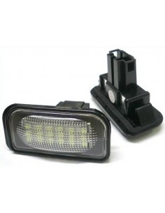 PLAFONIERA LUCE TARGA LED W203 4D Sedan