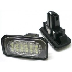 PLAFONIERA LUCE TARGA LED W203 4D Sedan