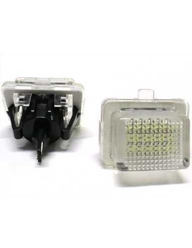 PLAFONIERA LUCE TARGA LED MERCEDES W204 W204 5D