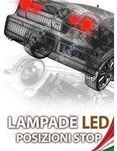 KIT FULL LED POSIZIONE E STOP per SKODA Rapid specifico serie TOP CANBUS