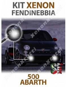 KIT XENON FENDINEBBIA per ABARTH 500 ABARTH 595 695 specifico serie TOP CANBUS