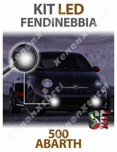 KIT FULL LED FENDINEBBIA per ABARTH 500 ABARTH 595 695 specifico serie TOP CANBUS
