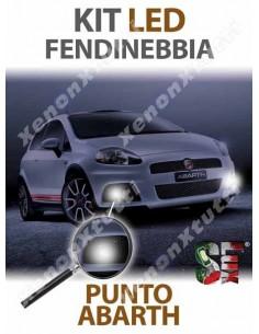 KIT FULL LED FENDINEBBIA per ABARTH GRANDE PUNTO specifico serie TOP CANBUS