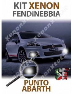 KIT XENON FENDINEBBIA per ABARTH GRANDE PUNTO specifico serie TOP CANBUS