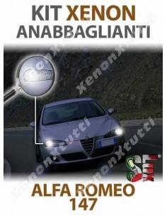 KIT XENON ANABBAGLIANTI per ALFA ROMEO 147 specifico serie TOP CANBUS