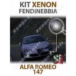 KIT XENON FENDINEBBIA per ALFA ROMEO 147 specifico serie TOP CANBUS