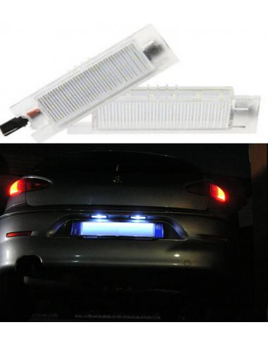 LAMPADE LED LUCI TARGA per ALFA ROMEO 147 specifico