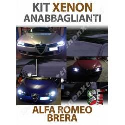 KIT XENON ANABBAGLIANTI BRERA specifico serie TOP