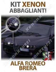 KIT XENON ABBAGLIANTI per ALFA ROMEO BRERA