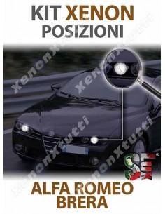 LAMPADE LED LUCI POSIZIONE per ALFA ROMEO BRERA
