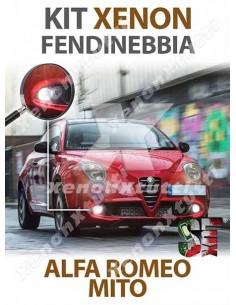 KIT XENON FENDINEBBIA per ALFA ROMEO MITO specifico serie TOP CANBUS