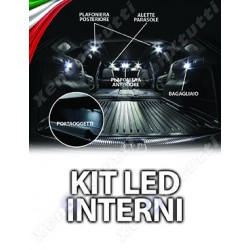 KIT FULL LED INTERNI per ALFA ROMEO STELVIO