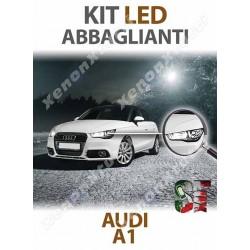 KIT FULL LED ABBAGLIANTI AUDI A1