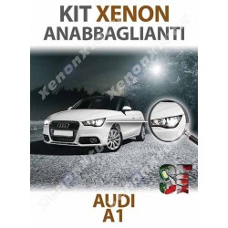 KIT XENON ANABBAGLIANTI per AUDI A1