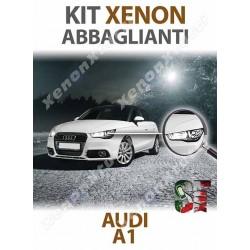 KIT XENON ABBAGLIANTE AUDI A1