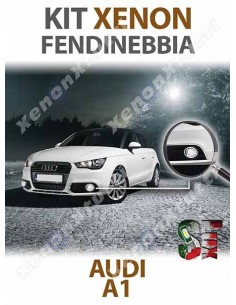 KIT XENON FENDINEBBIA AUDI A1 SPECIFICO