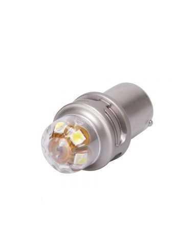 LED 1156 / BA15S 12  MODEL 3030 LED RETROMARCIA POSIZIONE CANBUS