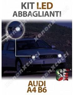 LED ABBAGLIANTI AUDI A4 B6