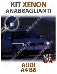 XENON ANABBAGLIANTI per AUDI A4 (B6)