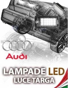 LAMPADE LED LUCI TARGA per AUDI A4