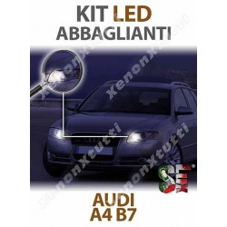 LED ABBAGLIANTI per AUDI A4 (B7)