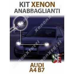 KIT XENON ANABBAGLIANTI AUDI A4 B7
