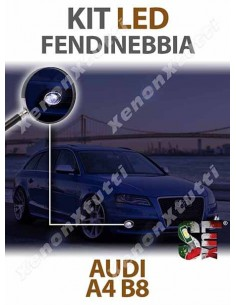 KIT FULL LED FENDINEBBIA AUDI A4 B8
