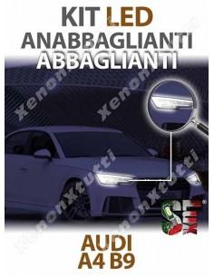 KIT FULL LED ANABBAGLIANTI ABBAGLIANTI per AUDI A4 (B9)