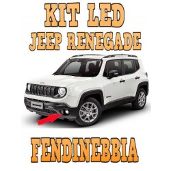 KIT LED JEEP RNEGADE FENDINEBBIA
